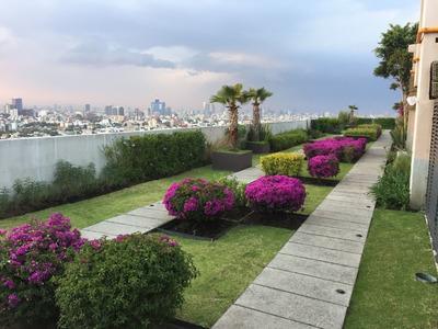 Renta Departamento Amueblado City Tower Grand Park C/balcón!!!