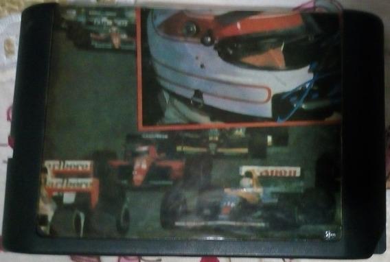 Cartucho Mega Drive Jogo F1 Hero Md - Paralelo - Raríssimo!!