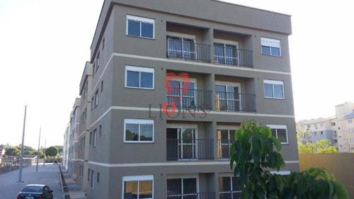 Apartamento Com 2 Dormitórios À Venda, 62 M² Por R$ 170.200 - Marechal Rondon - Cachoeirinha/rs - Ap0705