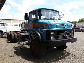 Mb L 2213 1984 Trucado 6x2 Chassi, Sb Veiculos