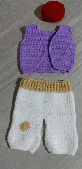 Conjuntos Newborn Crochê