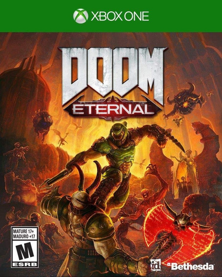 Doom Eternal - Xbox One - Mídia Física!