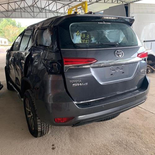 Sucata De Toyota Hilux Sw4 Srx 2.8 Pra Retirar Peças