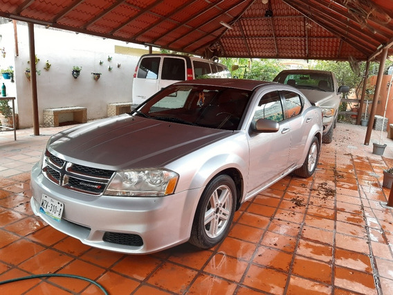 Dodge Avenger 2.4 Sxt X At 2011