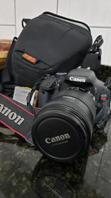 Canon T3i + 18-135
