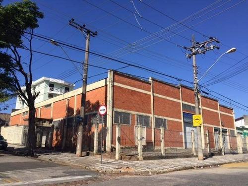 Imagem 1 de 6 de Galpão Comercial Para Locação, Árvore Grande, Sorocaba. - Ga0189
