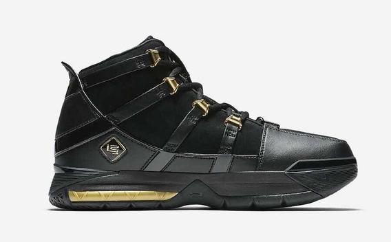 Tênis Nike Zoom Lebron 3 Qs - Basquete - Lançamento