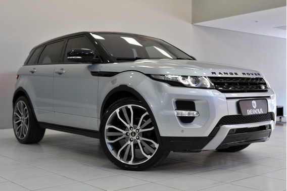 Land Rover Evoque Dynamic 4wd 2.0-2012/2013