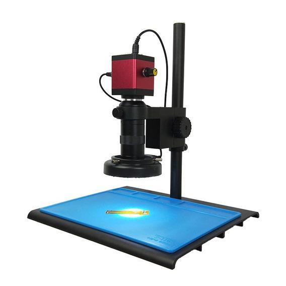 Câmera Microscópio Digital Hdmi Vga 13mp Ligar Tv Completo