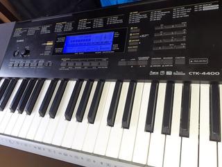 Teclado Piano Casio Ctk 4400