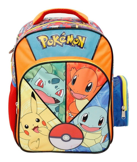 Ruz - The Pokemon Company Pokemon Mochila Infantil Kinder