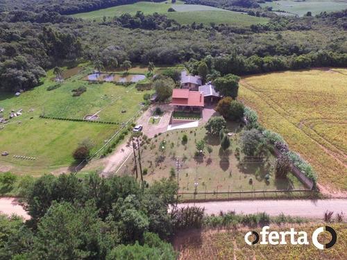 Imagem 1 de 15 de Chacara Com Casa - Diamante - Ref: 598 - V-598