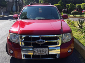 Ford Escape Limited, Gps, Cámara Reversa
