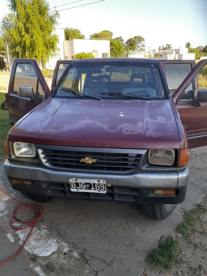 Chevrolet Luv 1997 2.3 Pick-up D/cab 4x4