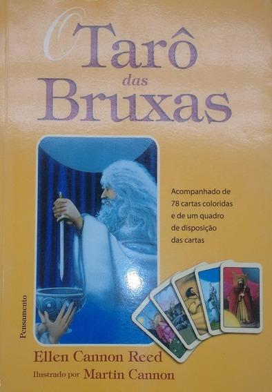 O Tarô Das Bruxas - 10ª Edição - Não Possui As Cartas