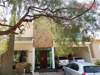Casa Com 5 Dormitórios À Venda, 400 M² Por R$ 1.400.000 - Condomínio Millenium - Valinhos/sp - Ca1789