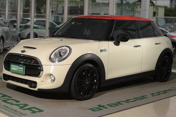 Mini Cooper S Exclusive 2.0 16v Turbo Aut./2017