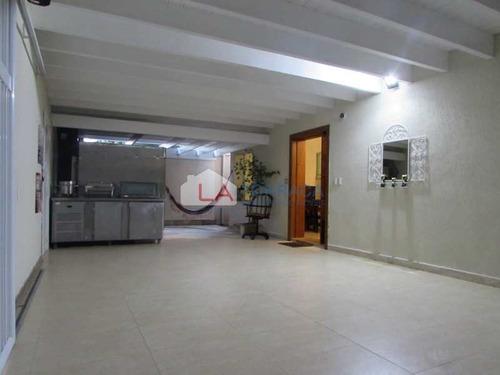 Imagem 1 de 30 de Ref. 13569 - Casa Alto Padrão -5 Suítes -canto Forte - Financia - V13569