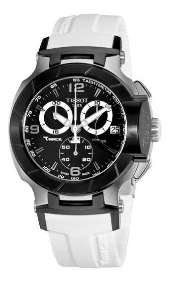 Relógio Tissot Trace T048.417.27.057.05 Completo C/certific