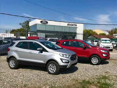 Ford Ecosport 1.5 Se 123cv Mt 4x2 2020