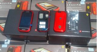 Lote Celulares Nextel Motorola I867 I418 I290 I296 I570 I475