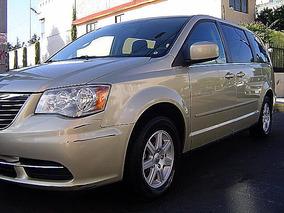 Chrysler Town & Country Lx Dvd 2011