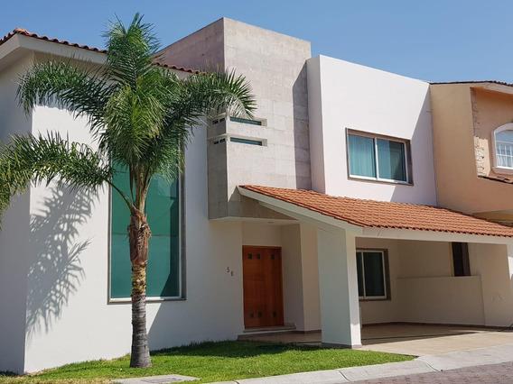 Casa En Renta En Rinconada Alamos Queretaro