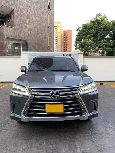 Lexus Lx 570 - Blindaje Dos Plus