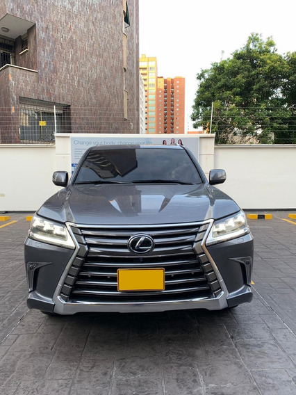 Lexus Lx 570 - Blindaje Dos Plus