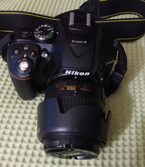 Câmera Digital Nikon D5300