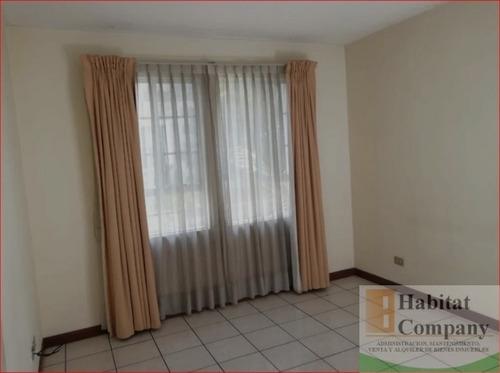 Imagen 1 de 5 de Rento Apartamento En Zona 13