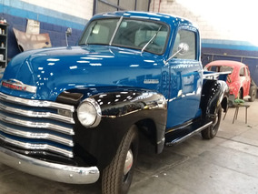 Chevrolet 3100 Boca De Sapo 1948