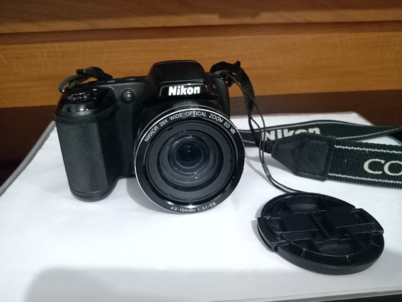 Câmera Nikon Coolpix L320