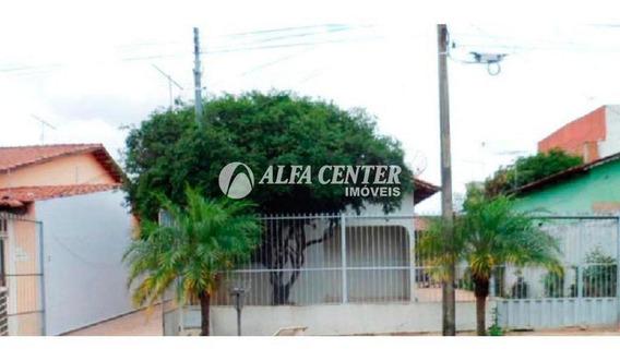 Casa Com 2 Dormitórios Para Alugar, Por R$ 670/mês - Cidade Satélite São Luiz - Aparecida De Goiânia/go - Ca0428