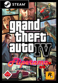 Grand Theft Auto Iv - Pc Steam Key Original