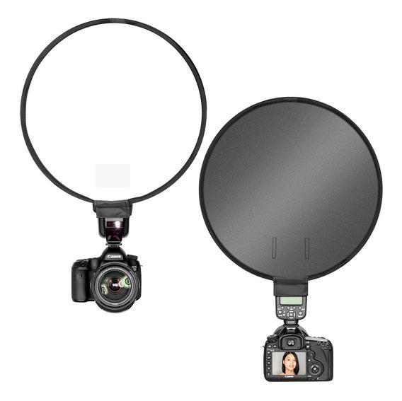 Difusor Ring Box Circular 40cm Para Flash