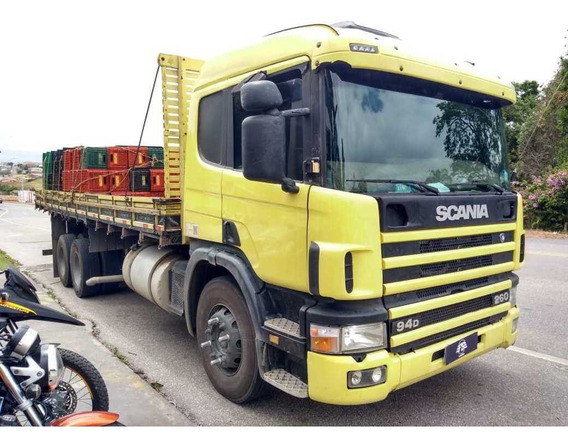 Scania P94 260 6x2 Carroceria Fs Caminhoes