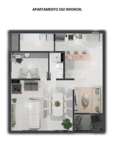 Apartamento Para Venda Em Guarapuava, Centro, 4 Dormitórios, 1 Suíte, 3 Banheiros, 2 Vagas - Ap-0064_2-630876