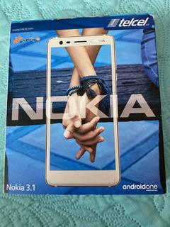 Celular Nokia 3.1 Android One