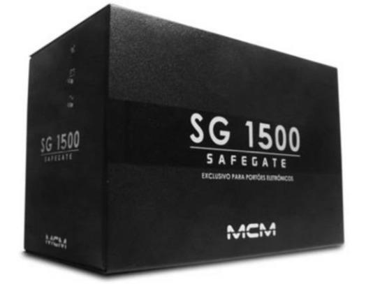 Nobreak Sg 1500 Va Safegate P Portão Eletrônico Iluminação