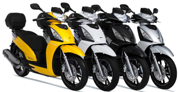 Scooter Kymco People 300i Abs 0km Já Modelo 2019/2020