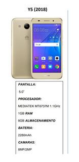 Huawei Y5 2018 1gb Ram 8gb Almacenamiento