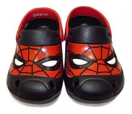 Ojotas Marvel Agua Eva Comics Spiderman Niños 180100307811