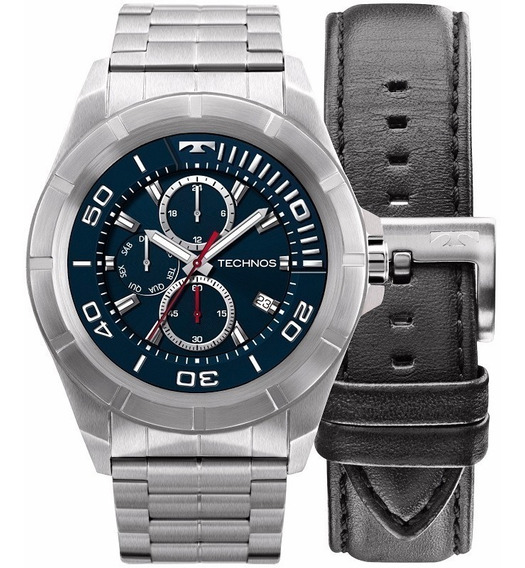 Relógio Technos Masculino Connect Sraa/1p Smartwach Touch