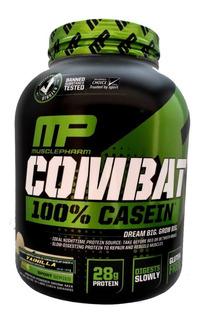Proteina Musclepharm Combat 100% Casein 4 Lbs Envio Gratis
