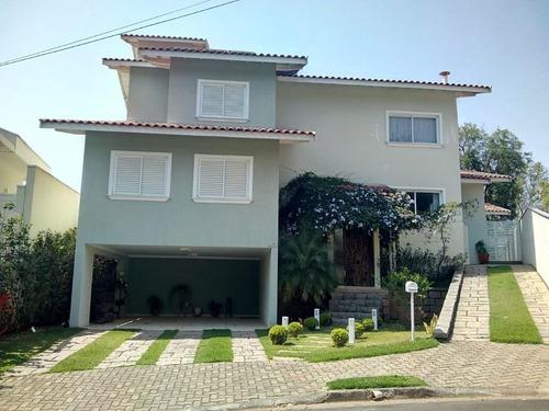 Imagem 1 de 30 de Casa Com 4 Dormitórios À Venda, 287 M² Por R$ 1.200.000 - Condomínio Florada Da Mata - Valinhos/sp - Ca1911