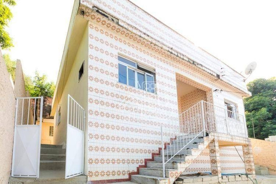 Casa Com 2 Dormitórios À Venda, 130 M² Por R$ 159.000,00 - Boa Vista - São Gonçalo/rj - Ca1125