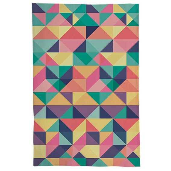 Pano De Prato Geometrica 09