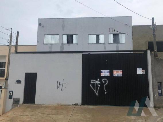 Barracão À Venda, 250 M² Por R$ 595.000,00 - Parque São Bento - Sorocaba/sp - Ba0030