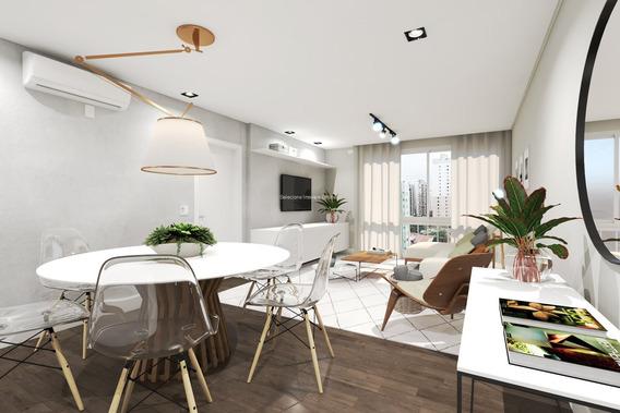 Apartamento À Venda Em Itaim Bibi, Com 2 Quartos, 100 M² - Ap00146 - 34754389